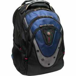 SwissGear 17 Blue Notebook Backpack