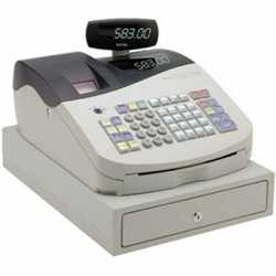 Royal Consumer Alpha583cx Cash Register