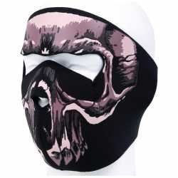 Diamond Plate™ Skull Face Warmer SKULL FACE WARM