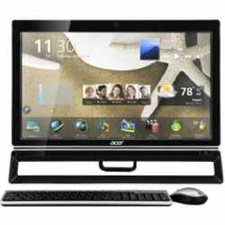 "Acer America Corp. 22"" All-In-One Touch 4G 1TB"
