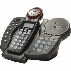 Clarity Amplified Cordless Telephone with Caller I