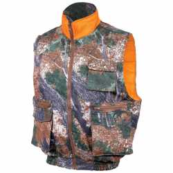Classic Safari™ 6pc Camouflage Vests 6 PC SET CAMO
