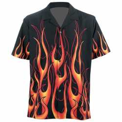 Casual Outfitters™ 6pc Button-Down Flame Twill