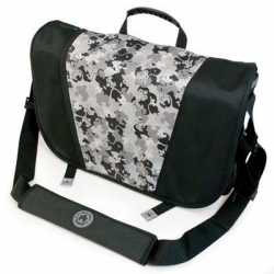 Mobile Edge Sumo Messenger Bag Black