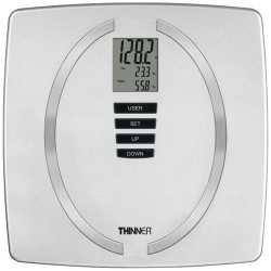 CONAIR CONAIR TH404 THIN DIGITAL SCALE