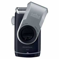 Procter and Gamble Braun Mobile Shaver Silver M90