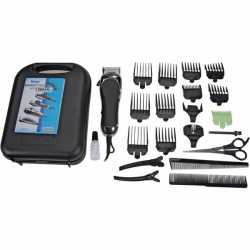 Wahl Corded Chrome Pro 24-Piece Haircut Kit