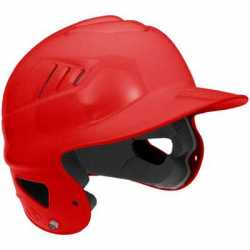 Rawlings Batting Helmet Coolflo Scarlet