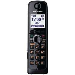 PANASONIC PANASONIC KX-TGA660B ADDITIONAL HANDSET