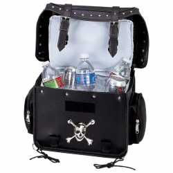 Diamond Plate™ Motorcycle Trunk/Cooler Bag