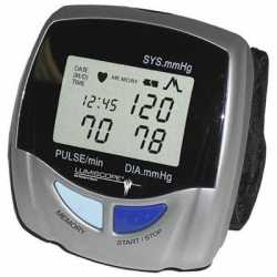 Lumiscope Digital Auto Wrist BP Monitor
