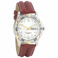 Navarre™ Men's Quartz Watch with Date MENS QUARTZ